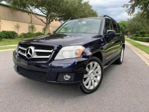 2010 Mercedes-Benz GLK for sale at Presidents Cars LLC in Orlando FL