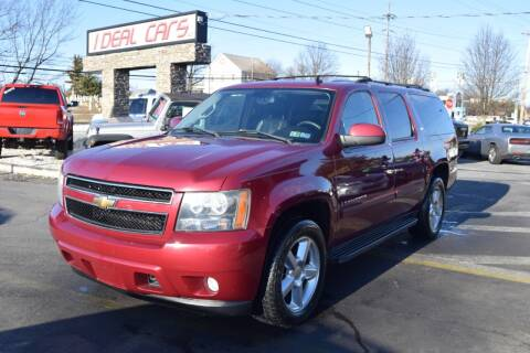 2007 Chevrolet Suburban for sale at I-DEAL CARS in Camp Hill PA