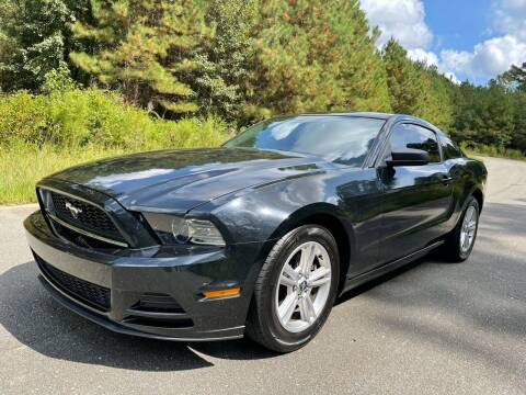 2014 Ford Mustang for sale at Carrera AutoHaus Inc in Clayton NC