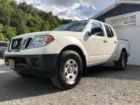 2012 Nissan Frontier for sale at Creekside PreOwned Motors LLC in Morgantown WV