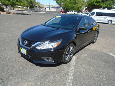 2017 Nissan Altima for sale at Team D Auto Sales in Saint George UT