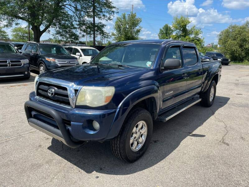 2005 Toyota Tacoma for sale at Dean's Auto Sales in Flint MI