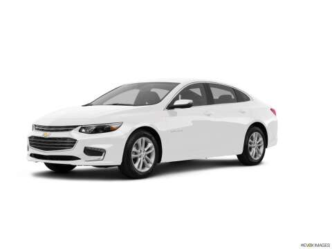 2017 Chevrolet Malibu for sale at Mac Haik Ford Pasadena in Pasadena TX