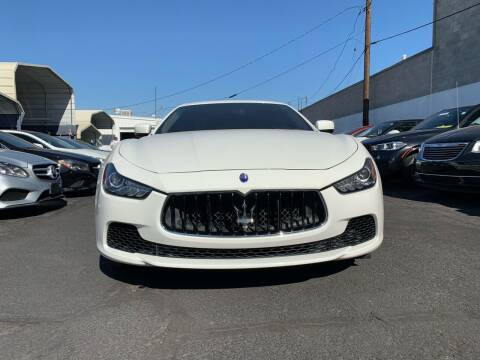 2015 Maserati Ghibli for sale at Auto Center Of Las Vegas in Las Vegas NV