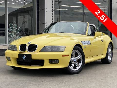 2001 BMW Z3 for sale at Carmel Motors in Indianapolis IN