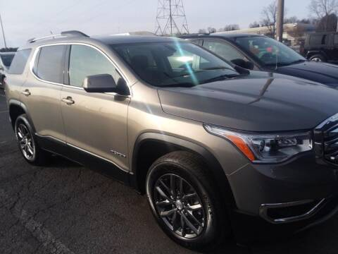 2019 GMC Acadia for sale at Automotive Toy Store LLC in Mount Carmel PA