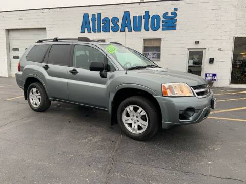 2008 Mitsubishi Endeavor for sale at Atlas Auto in Rochelle IL