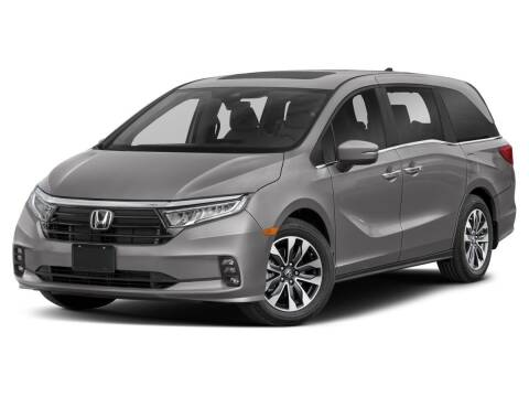 2021 Honda Odyssey for sale at BASNEY HONDA in Mishawaka IN