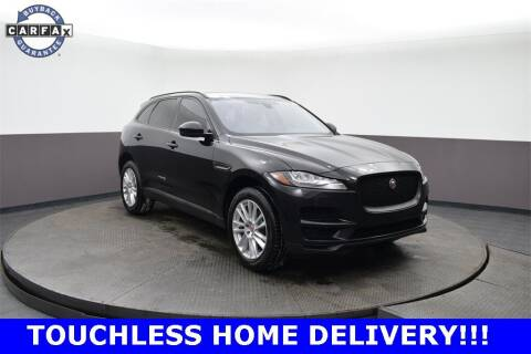2018 Jaguar F-PACE for sale at M & I Imports in Highland Park IL