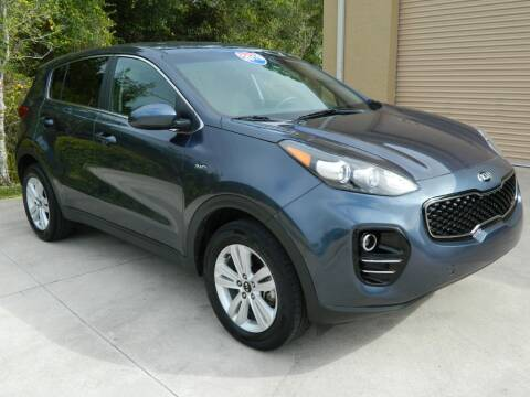 2019 Kia Sportage for sale at Jeff's Auto Sales & Service in Port Charlotte FL