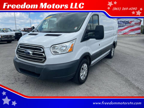 2016 Ford Transit Cargo for sale at Freedom Motors LLC in Knoxville TN