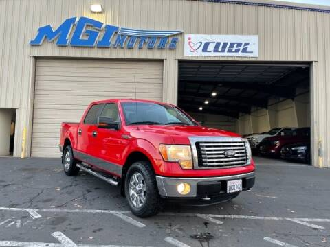 2011 Ford F-150 for sale at MGI Motors in Sacramento CA