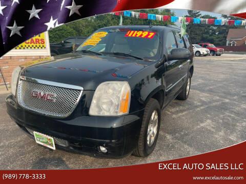 2007 GMC Yukon for sale at Excel Auto Sales LLC in Kawkawlin MI