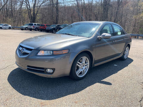 2007 Acura TL for sale at George Strus Motors Inc. in Newfoundland NJ