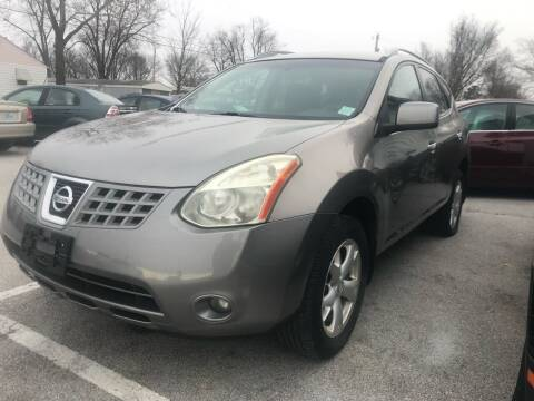 2010 Nissan Rogue for sale at STL Automotive Group in O'Fallon MO
