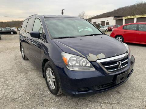 2007 Honda Odyssey for sale at Ron Motor Inc. in Wantage NJ