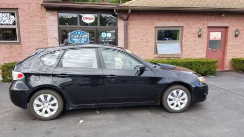 2010 Subaru Impreza for sale at R C Motors in Lunenburg MA