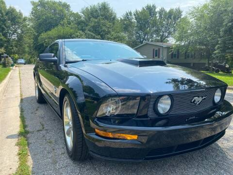2009 Ford Mustang for sale at Mikhos 1 Auto Sales in Lansing MI