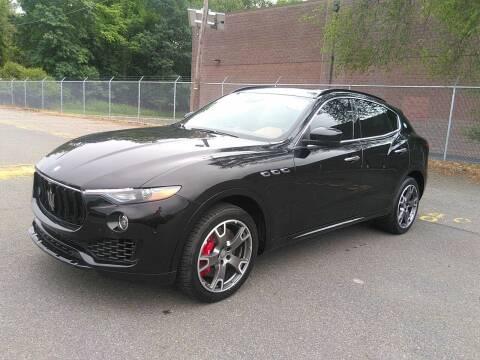 2017 Maserati Levante for sale at GLOBAL MOTOR GROUP in Newark NJ