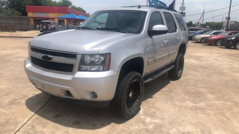 2012 Chevrolet Tahoe for sale at Newsed Auto in Houston TX