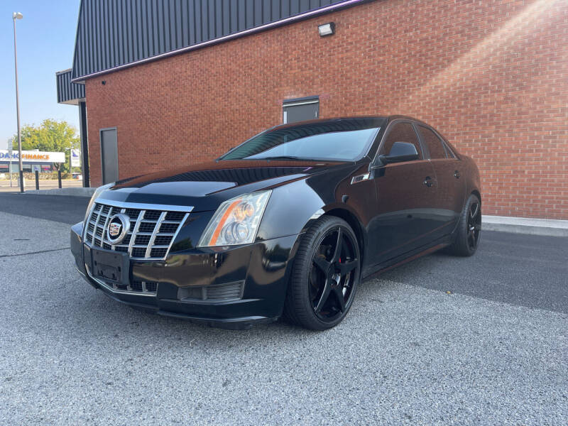 2012 Cadillac CTS for sale in Boise, ID