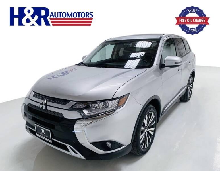 2019 Mitsubishi Outlander for sale at H&R Auto Motors in San Antonio TX