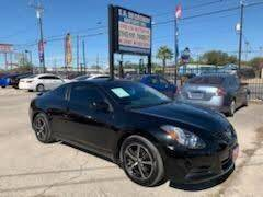 2011 Nissan Altima for sale at S.A. BROADWAY MOTORS INC in San Antonio TX