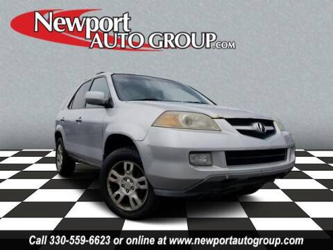 2006 Acura MDX for sale at Newport Auto Group in Austintown OH