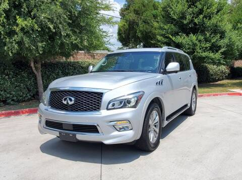 2017 Infiniti QX80 for sale at International Auto Sales in Garland TX