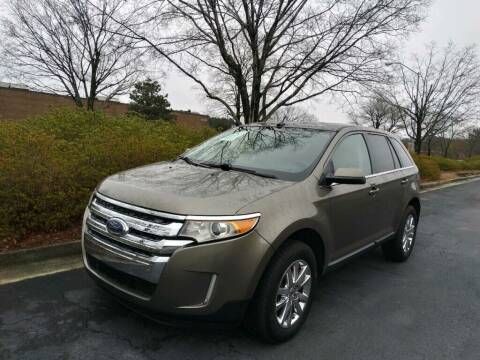 2013 Ford Edge for sale at William D Auto Sales in Norcross GA