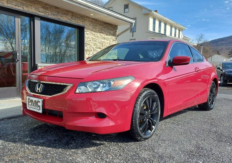 2009 Honda Accord for sale at PMC GARAGE in Dauphin PA