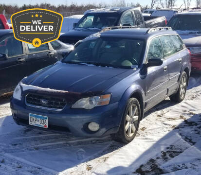 2006 Subaru Outback for sale at Tower Motors in Brainerd MN