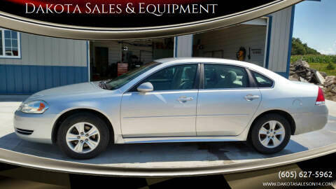 2014 Chevrolet Impala Limited for sale at Dakota Sales & Equipment in Arlington SD