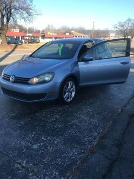 2010 Volkswagen Golf for sale at D. C.  Autos in Huntsville AL