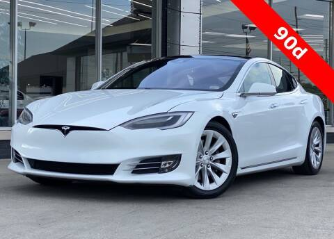 2016 Tesla Model S for sale at Carmel Motors in Indianapolis IN