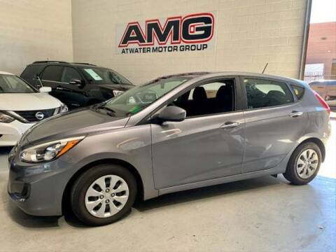 2017 Hyundai Accent for sale at Atwater Motor Group in Phoenix AZ