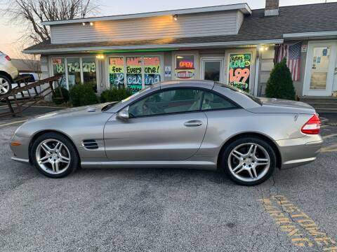 2007 Mercedes-Benz SL-Class for sale at Revolution Motors LLC in Wentzville MO