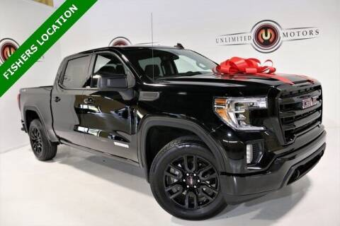 2020 GMC Sierra 1500 for sale at Unlimited Motors in Fishers IN