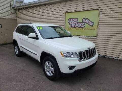 2012 Jeep Grand Cherokee for sale at Cars Trucks & More in Howell MI