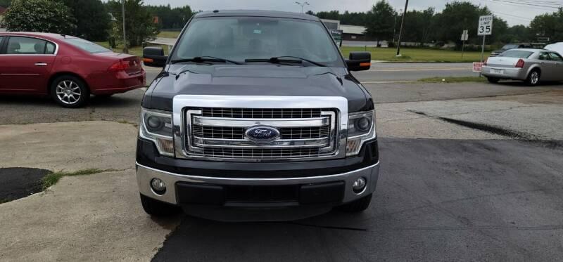 2014 Ford F-150 for sale at Lyman Autogroup LLC. in Lyman SC