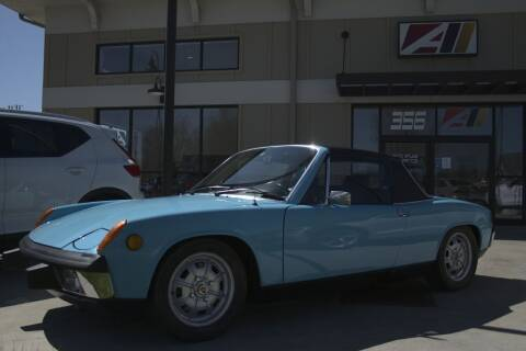 1974 Porsche 914 for sale at Auto Assets in Powell OH