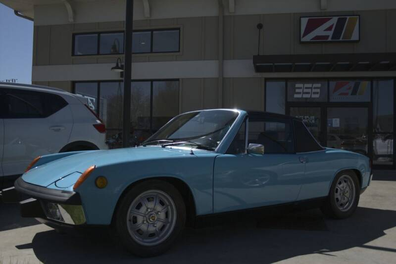 1974 Porsche 914 for sale in Powell, OH