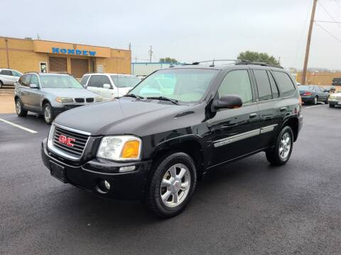 2004 GMC Envoy for sale at Image Auto Sales in Dallas TX