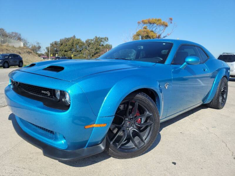 2009 Dodge Challenger for sale at L.A. Vice Motors in San Pedro CA