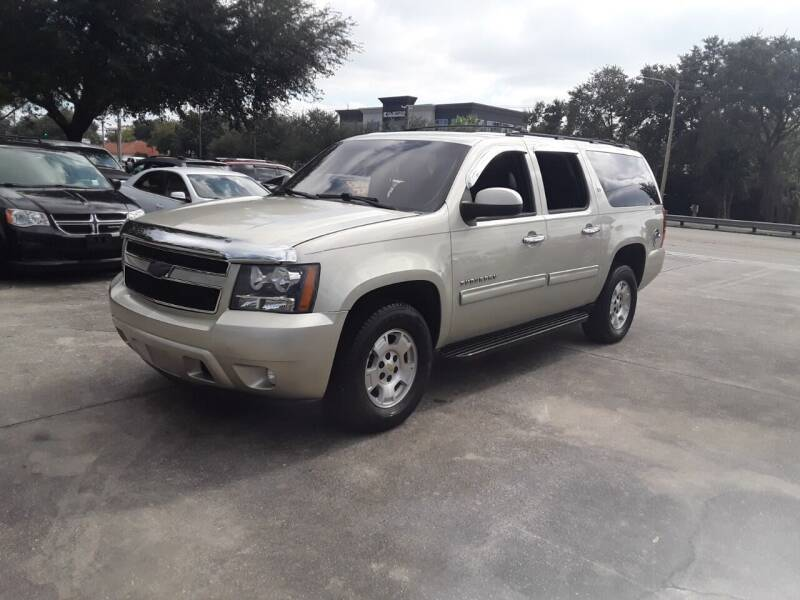 2013 Chevrolet Suburban for sale at FAMILY AUTO BROKERS in Longwood FL