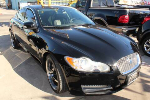 2009 Jaguar XF for sale at FJ Auto Sales in North Hollywood CA