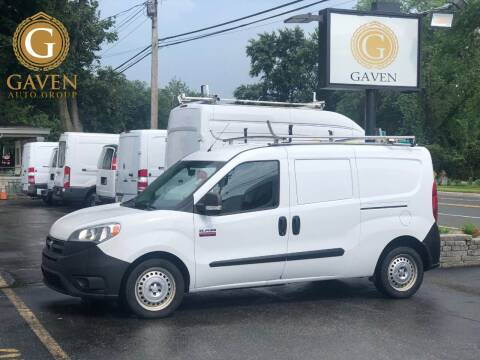2017 RAM ProMaster City Cargo for sale at Gaven Auto Group in Kenvil NJ