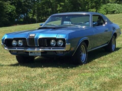 1970 Mercury Cougar for sale at CARuso Classic Cars in Tampa FL
