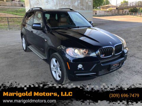 2009 BMW X5 for sale at Marigold Motors, LLC in Pekin IL