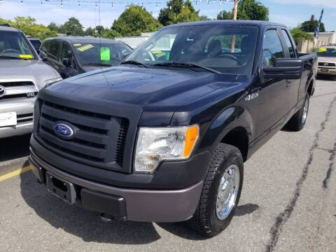 2010 Ford F-150 for sale at Howe's Auto Sales in Lowell MA